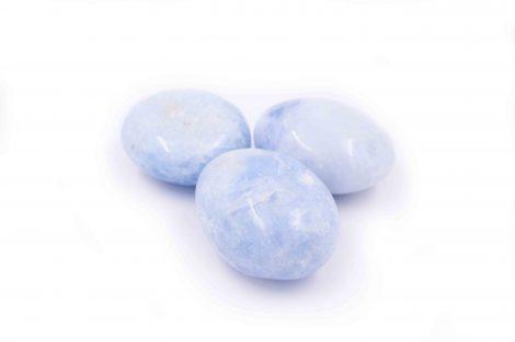 Celestite Palm stone celestine natural - Crystal Dreams