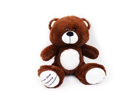 Crystal Heart Teddy Bear - Crystal Dreams