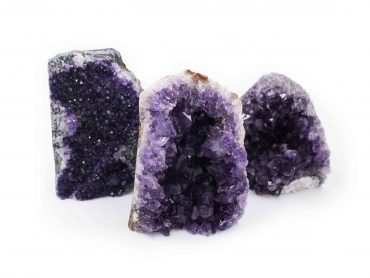 Cut base Amethyst Uruguay - Crystal Dreams