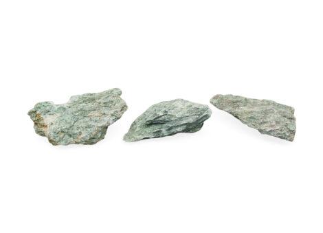 Green Fuchsite Rough - Crystal Dreams