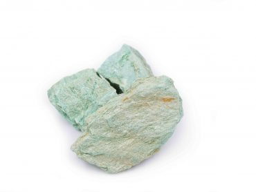 Green Fuchsite Rough - Crystal Dreams