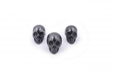 Hematite Skull-Crystal Dreams
