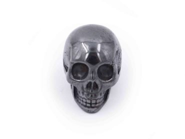 Hematite Skull-Crystal Dreams