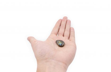 Labradorite Cabochon stone natural - Crystal Dreams