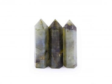Labradorite point prism - Crystal Dreams