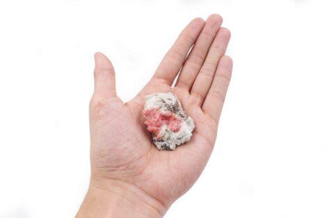 Rhodochrosite rough stone - Crystal Dreams