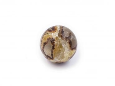 Septarian Sphere Gemstone Polished - Crystal Dreams