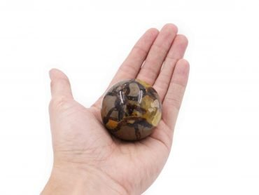 Septarian Sphere (M) - Crystal Dreams
