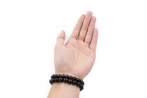 Shungite bracelet stone - Crsytal Dreams