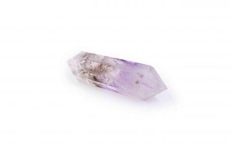 Smokey Amethyst - Smokey - Smokey- Quartz double Point -Prism - Crystal Dreams