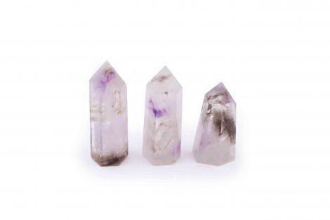 Smoky Amethyst Prism point - Crystal Dreams