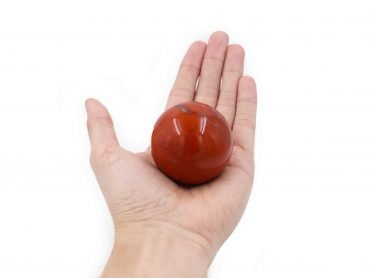 Red Jasper Sphere stone natural - Crystal Dreams