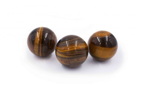 Tiger Eye Sphere Polished gemstone - Crystal Dreams