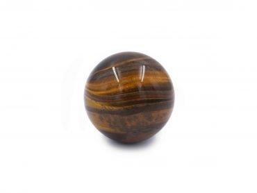Tiger Eye Sphere Polished gemstone - Crystal Dreams