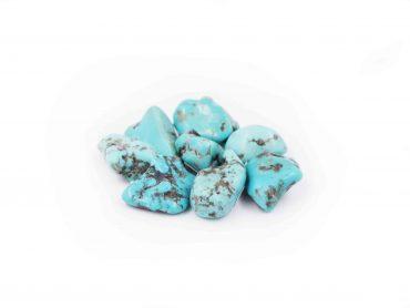 Turquoise tumbled-Crystal Drea