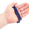 Lapis Lazuli Beads (8 mm or 10 mm)- Crystal Dreams