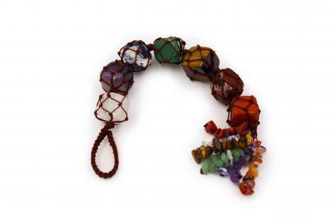 seven chakras string warp - Crystal Dreams