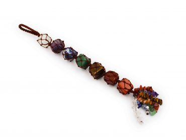 Seven Chakras String Wrap - Crystal Dreams