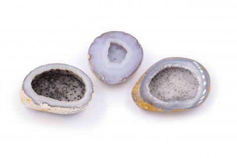 Agate pots- Crystal Dreams