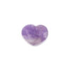 Small Amethyst Heart Polished- Crystal Dreams