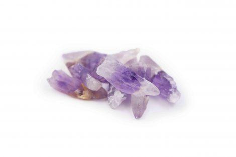 Auralite Amethyst Mini Wand Rough - Crystal Dreams