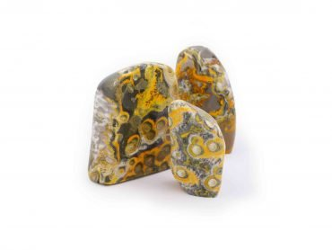 Bumble Bee Jasper Free form- Crystal Dreams