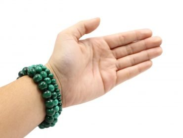 Malachite bracelets (10mm, 8mm, 6mm) - Crystal Dreams