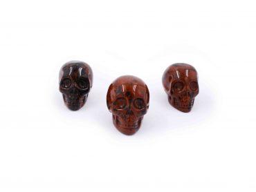 Mahogany Obsidian Skull - Crystal Dreams