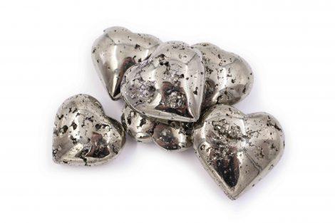 Pyrite Heart- Crystal Dreams