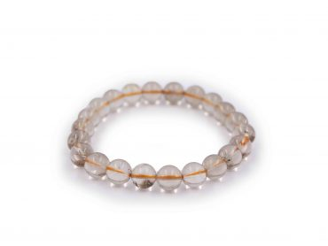 Rutilated Quartz Bracelet - Crystal Dreams