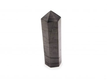Shungite Prism- Crystal Dreams