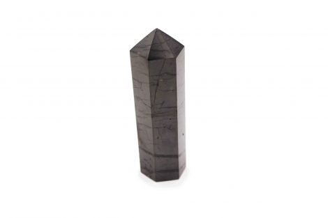 Shungite Prism- Crystal Dreams