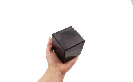 Shungite Cube 7x7 cm Large - Crystal Dreams