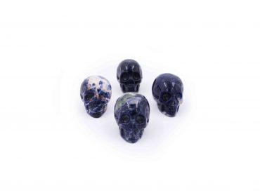 Sodalite Skull-Crystal Dreams