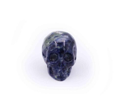 Sodalite Skull-Crystal Dreams