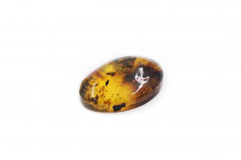 Amber Cabochon- Crystal Dreams