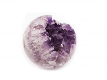 Amethyst Geode Sphere- Crystal Dreams