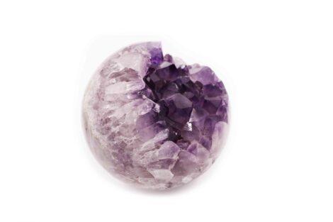 Amethyst Geode Sphere- Crystal Dreams