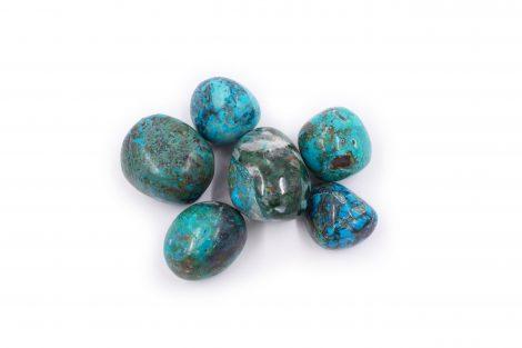Chrysocolla High Quality Tumbled - Crystal Dreams
