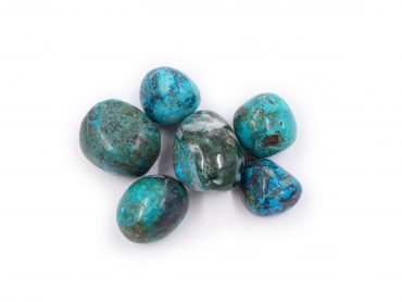 Chrysocolla High Quality Tumbled - Crystal Dreams