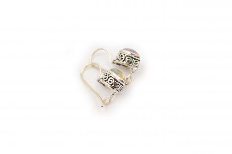 Ethiopian Opal Sterling Silver Earrings - Crystal Dreams