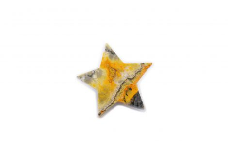 Bumble bee Jasper Star- Crystal Dreams