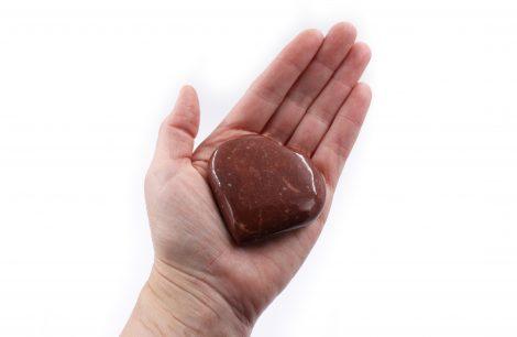 *** Carnelian Palmstone - Palm stone