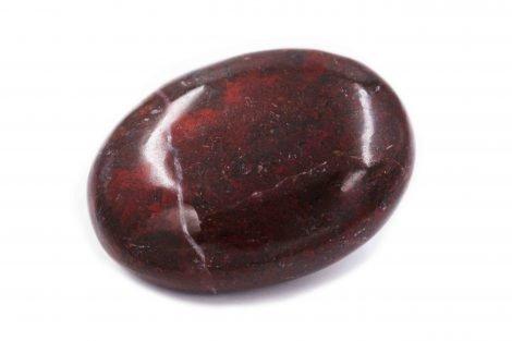 Red Jasper Palmstone- Crystal Dreams
