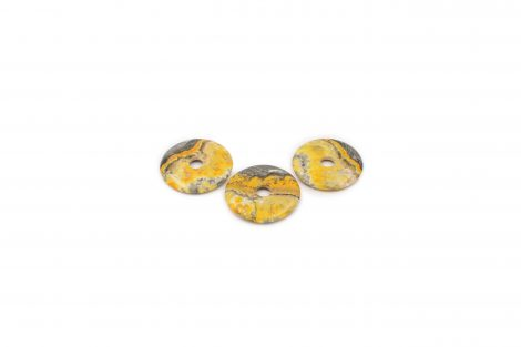 Bumble bee Jasper Donut - Crystal Dreams