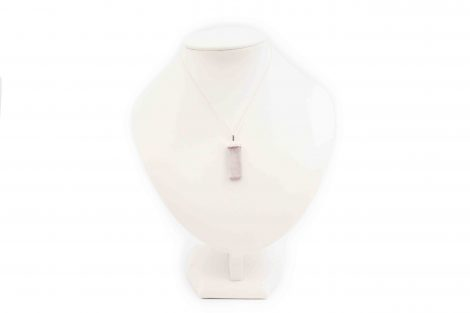 Kunzite Sterling Silver Pendant- Crystal Dreams