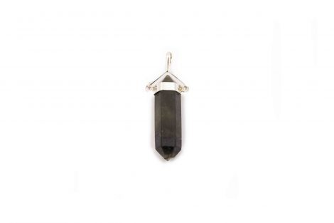 "abradorite ""Swivel"" Pendant Sterling Silver- Crystal Dreams"