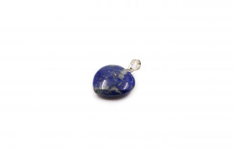 Lapis Lazuli ''Heart'' Pendant Sterling Silver- Crystal Dreams