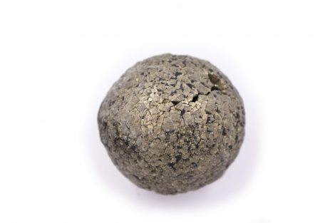 Pyrite Sphere Rough- Crystal Dreams