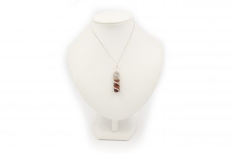 Shiva Lingam Regular Spiral Pendant -Crystal Dreams